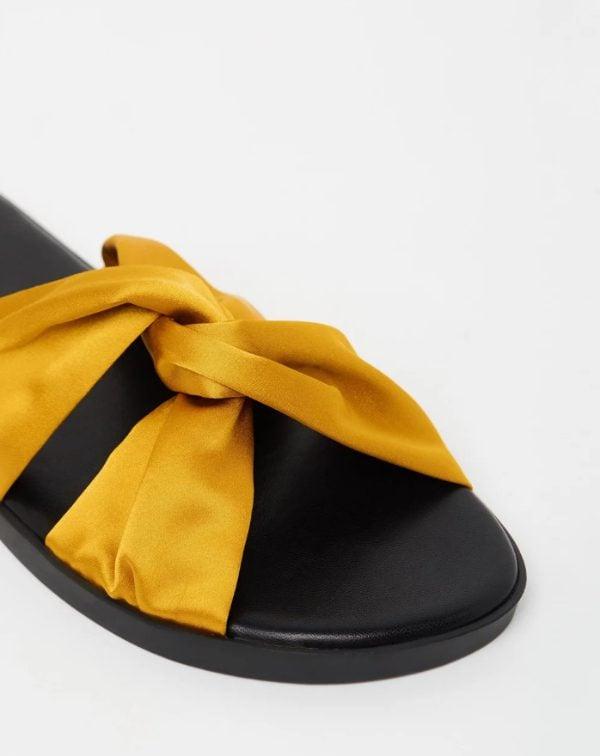 Atmos&HereMia Satin Sandals