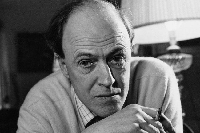 interesting facts about roald dahl