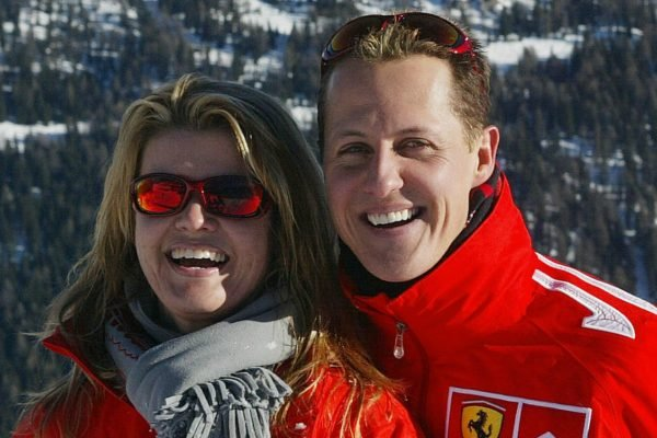 michael schumacher wife corinna