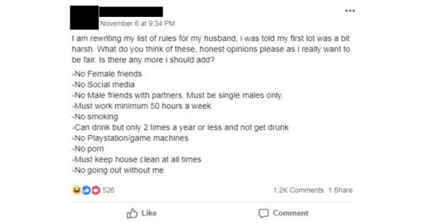 list-of-rules-for husband