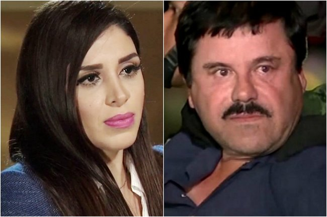 el chapo wife  the woman who married the world u0026 39 s most