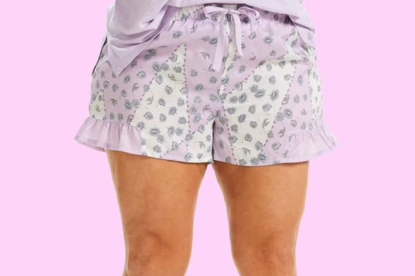 """Why I can't stop staring at photos of these women wearing pyjama shorts."""