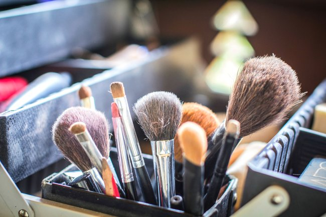 Here's how to clean your makeup brushes because you just have to, OK?