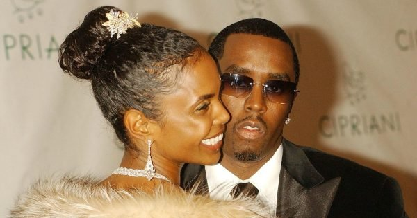 kim porter and p diddy