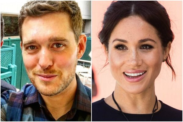 Meghan Markle Michael Buble