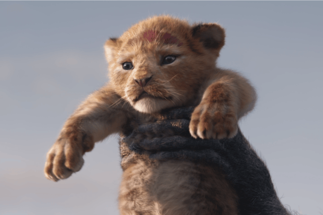 The Lion King Trailer Is Here And Itll Definitely Make You Cry