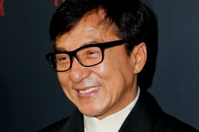 Wait, was Jackie Chan born at 12 months gestation? We ...