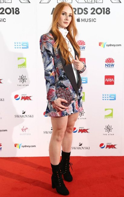 ARIA Awards 2018 red carpet