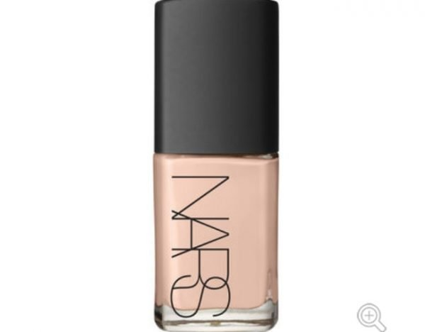 NARS Sheer Glow Foundation.