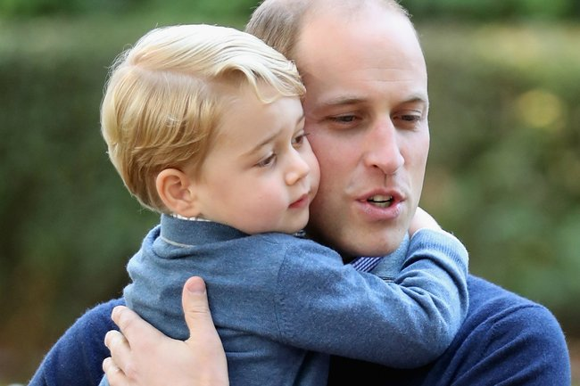 Prince George Has the Cutest Name for The Queen