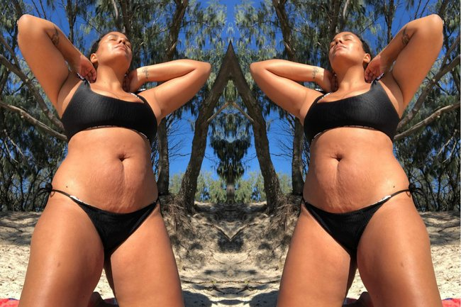 d1dd98b27695c Mamamia s  feelgoodfeed - your summer body positive inspiration.