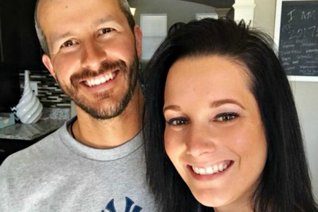 Chilling searches on Chris Watts' girlfriend Nichol