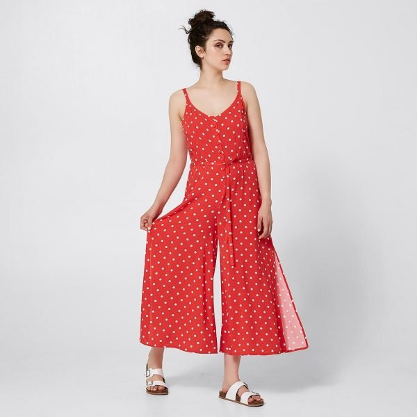 Target Lily Loves Wide Leg Jumpsuit