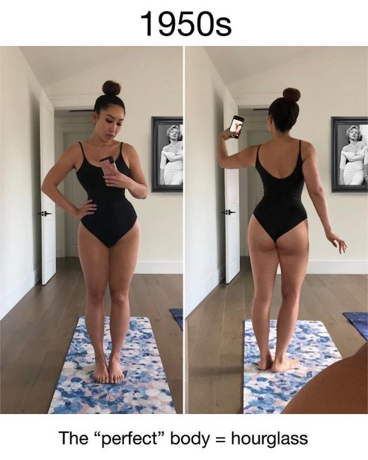 perfect body shape Blogilates