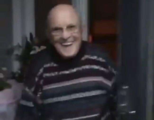 viral grandad robert smiling