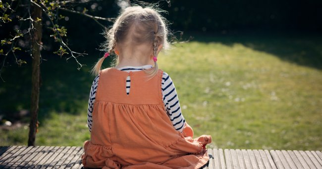 Three Year Old Girl Personal Story Did Her Grandpa Cross