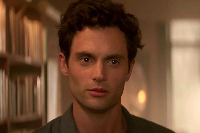 You Netflix cast: The problem fans have with Penn Badgley