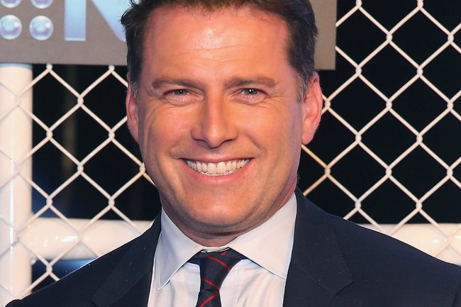Karl Stefanovic Today Instagram hack