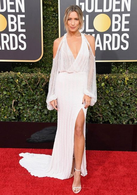 golden globes 2019 red carpet fashion Rene Bargh