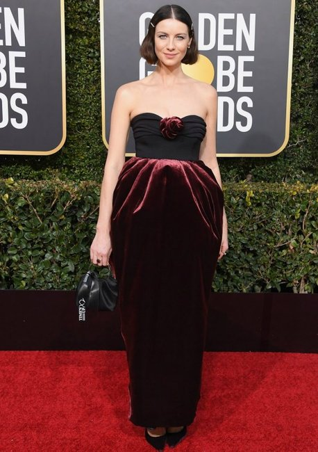 golden globes 2019 red carpet fashion