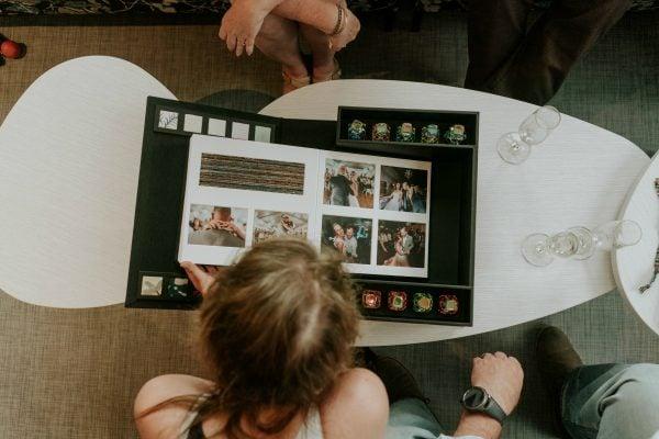 Steph and Rob's wedding album