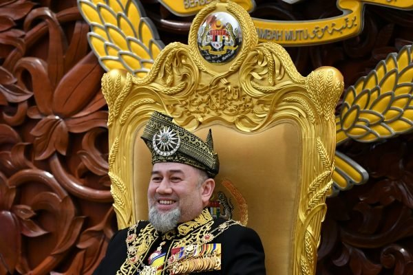 king sultan muhammad v