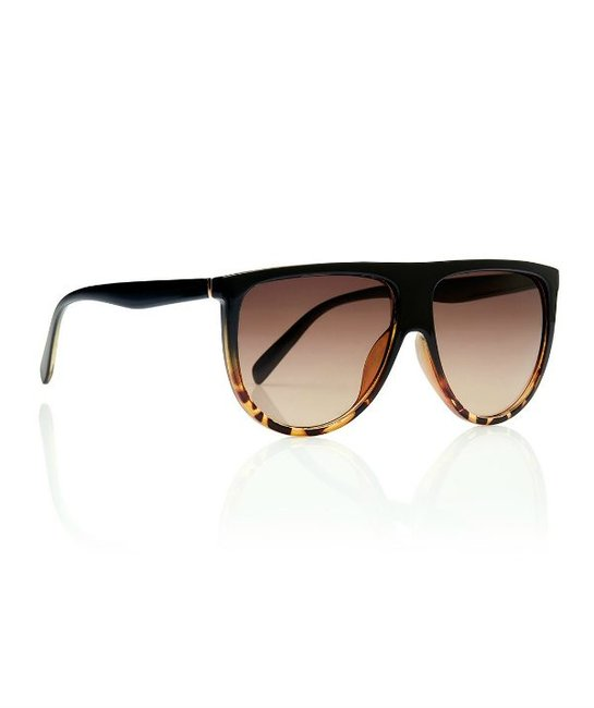 b2d75f60f4 YES! Oversized shield sunglasses are in and small sunnies are out.
