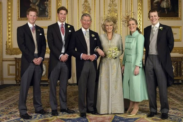Prince Charles Duchess Camilla wedding