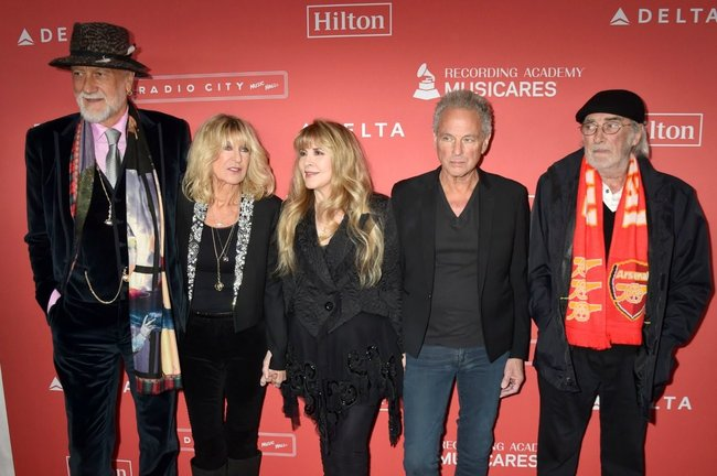 Fleetwood Mac: The incestuous affairs that nearly destroyed them