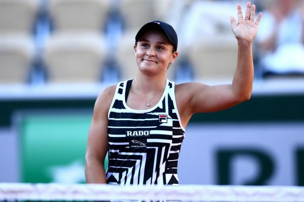ash barty french open 2019