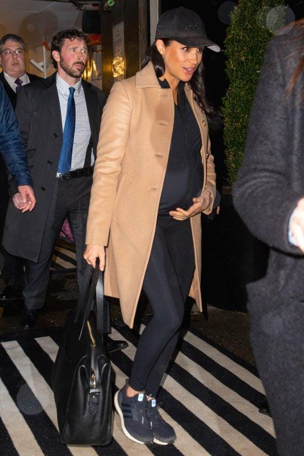 Meghan Markle fashion maternity