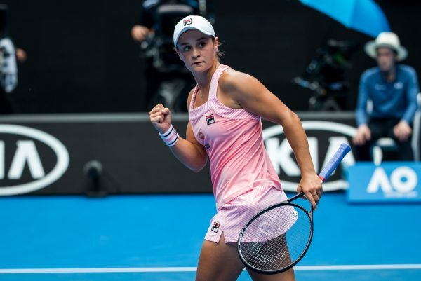 ash barty tennis