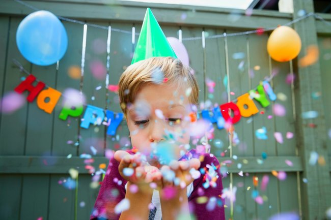 d76d4e00247d The 'Fiver Party' is the new birthday gift giving trend that's dividing  parents.