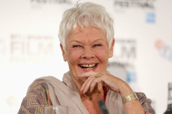sex after 50 celebrities Judi Dench