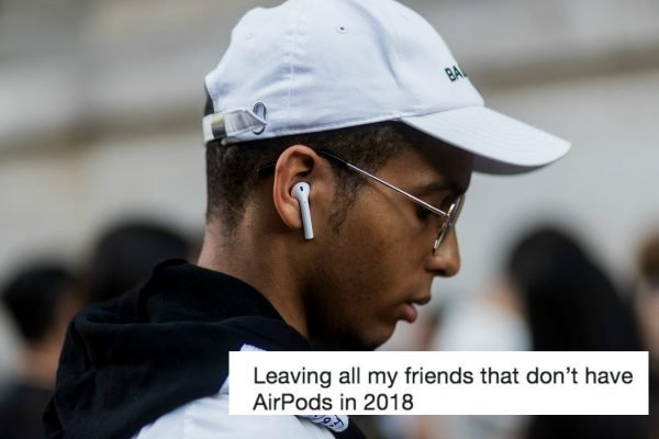 The 16 best airpod memes to send to your rich friends.