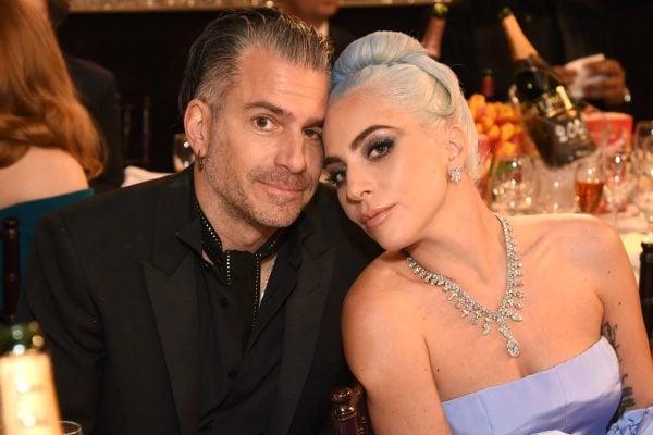 Lady Gaga Christian Carino fiance