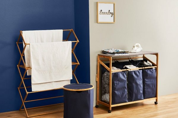 Big W laundry trolley Marie Kondo