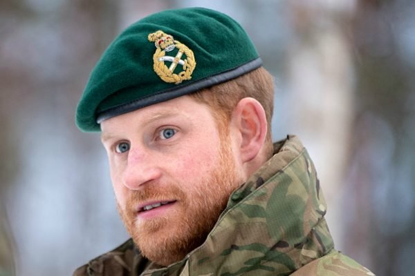 Prince Harry Norway