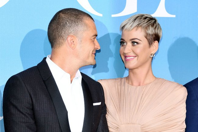 katy perry orlando bloom engaged