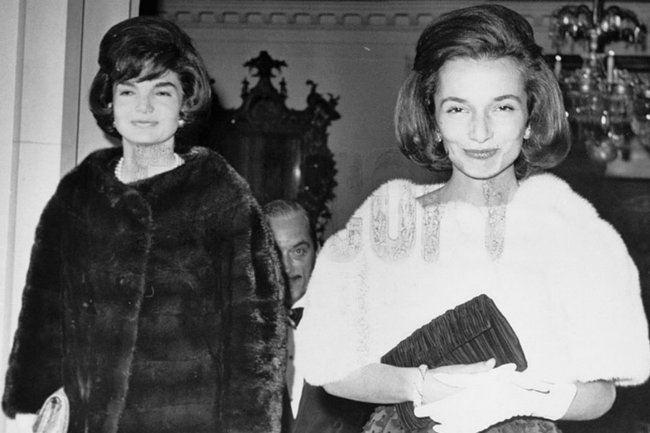 Inside the complex sisterhood of Lee Radziwill and Jackie