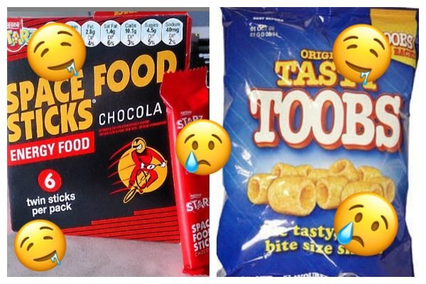 Literally just 12 discontinued Australian snacks we miss with all our hearts.