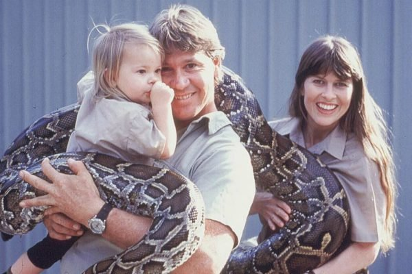 The split-second decision that changed Terri Irwin's life forever.