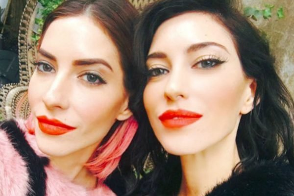 the veronicas interview