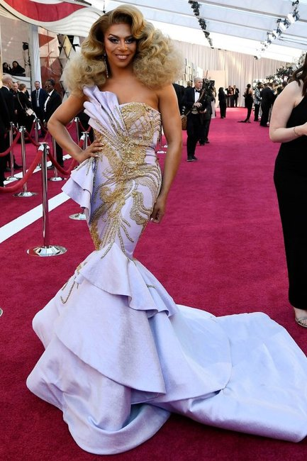 Oscars red carpet 2019 Shangela