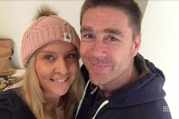 Christine Thornton on her final minutes with her husband before he was euthanised.