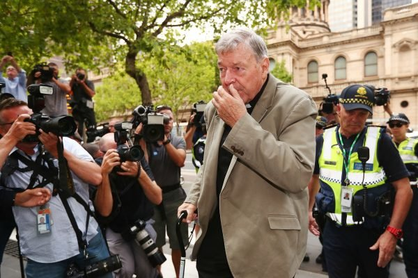 cardinal pell guilty