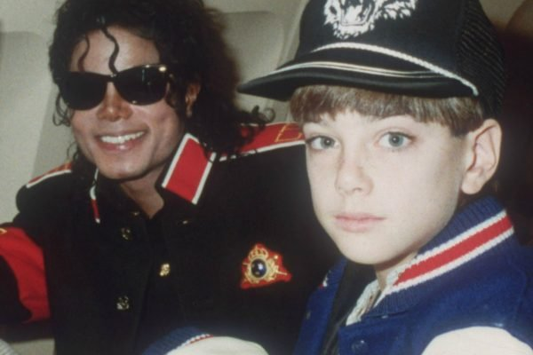 Why James Safechuck's testimony in Leaving Neverland has started an online debate.