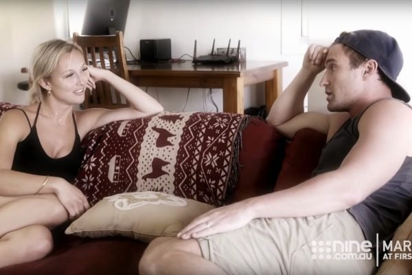 married at first sight fake