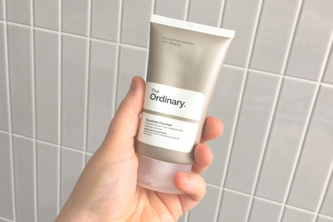 The Ordinary Cleanser Squalane review: What the heck is