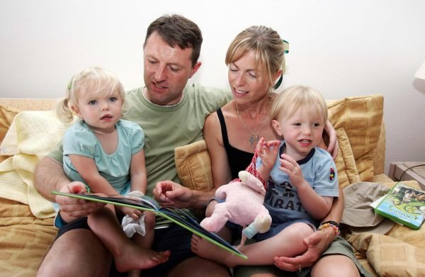 British Gerry and Kate McCann